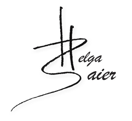 Helga Baier - Logo